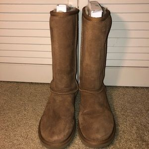 Chestnut Classic Tall II Ugg Boot